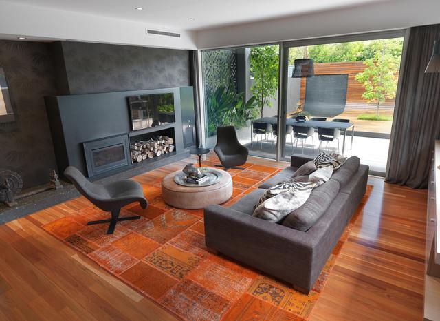 Brighton Home contemporary-family-room