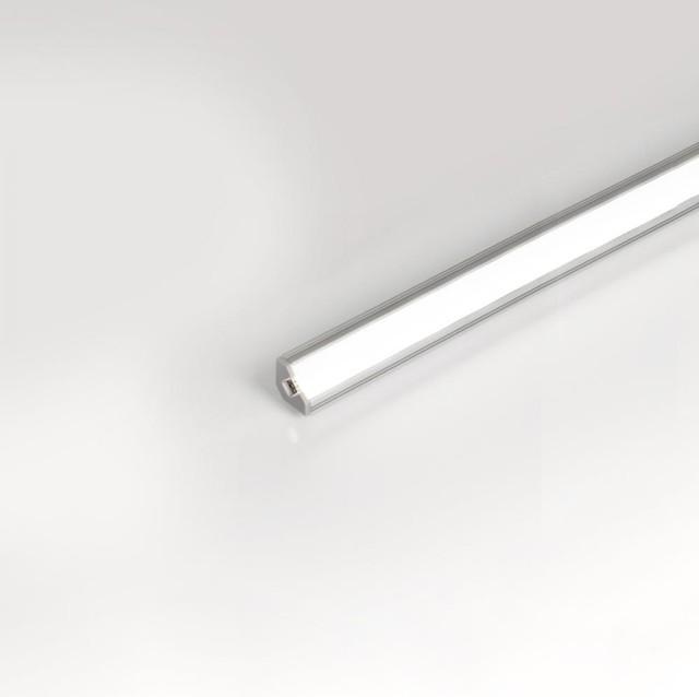 wac lighting led t ch2 angled aluminum tape light channel