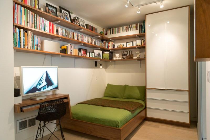 Wąska Sypialnia I Pomysły Na Jej Urządzenie Blog Villadecor