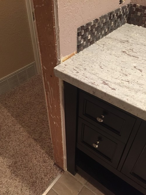 Standard Overhang For Countertops Bstcountertops