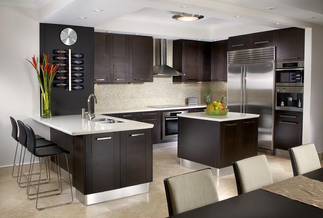 New Kitchen Interior Design