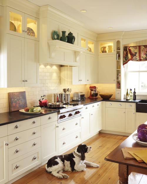 High Cabinet Kitchen