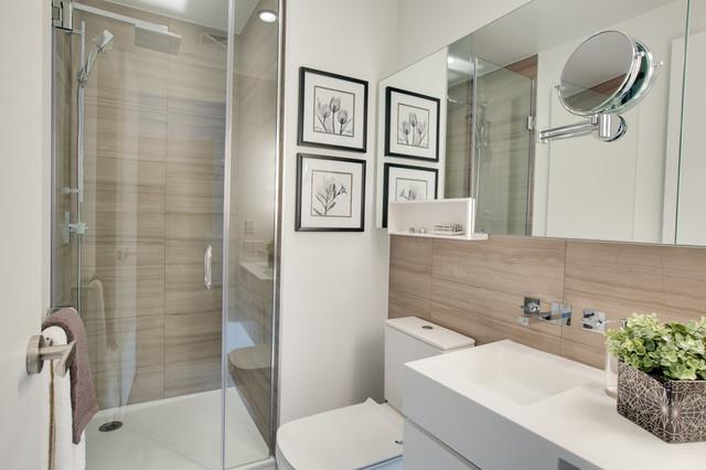 Staging Project-Chaz Yorkville Condo Main Bath ... on Main Bathroom Ideas  id=53686