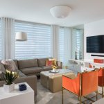 75 Beautiful Marble Floor Living Room Pictures Ideas December 2020 Houzz
