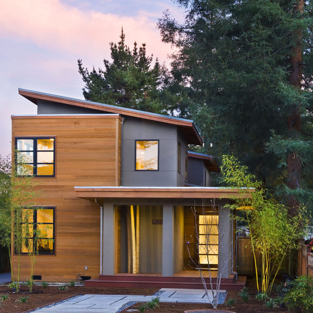 Maybell - Modern - Exterior - San Francisco - by SDG ... on Modern House Siding  id=52972