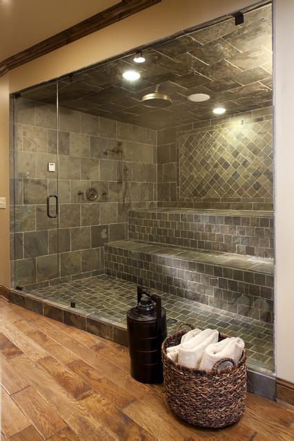 steam showers bring a beloved spa
