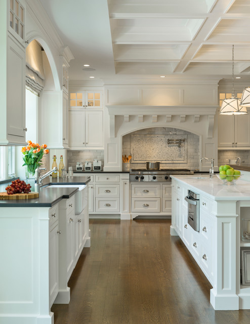 Timeless Traditional - Traditional - Kitchen - Boston - by ... on Traditional Kitchen Decor  id=79949