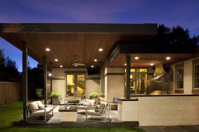 Outdoor Living - Modern - Patio - Denver - by Design Platform on Designer Outdoor Living  id=65257