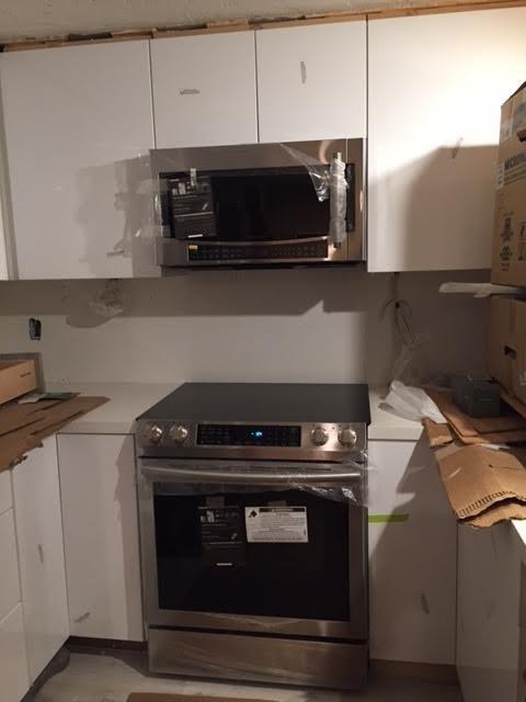 kitchen cabinet heat shield : Shuffletag.co