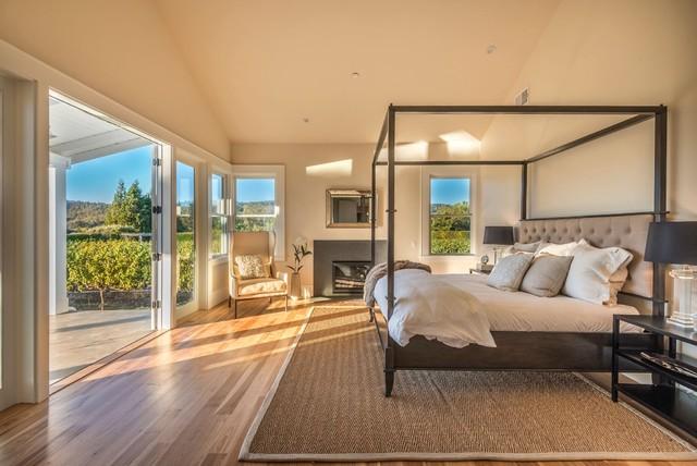 Fulton Lane Residence farmhouse-bedroom