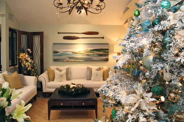 Christmas Decorations With Beach Theme