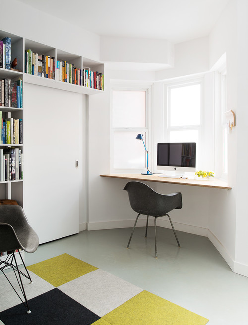 Small Apartment Desk Ideas that Will Actually Fit in Your ...