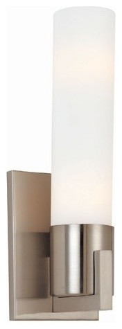 Ultra Slim Short Wall Sconce - Modern - Wall Sconces on Ultra Modern Wall Sconces id=39828