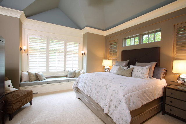 Master Bedroom Traditional