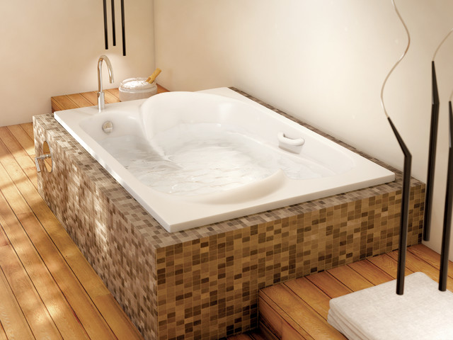 Amma 7048 Drop In Bathtub By BainUltra Contemporary