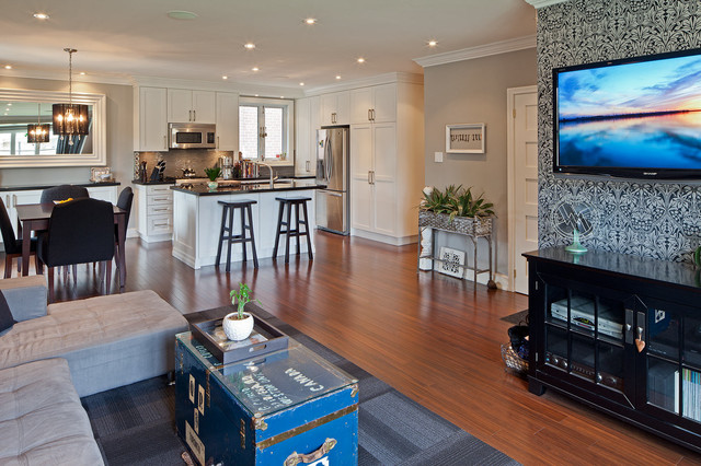 Rush A Home With A Rock And Roll Past Transitional