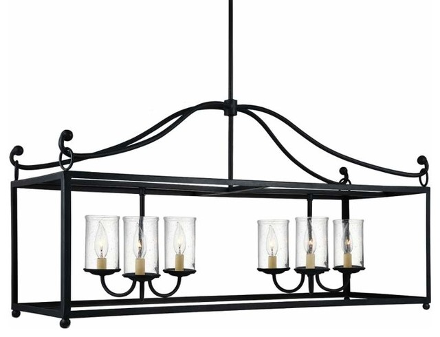 Murray Feiss Declaration 6 Light Chandelier Traditional Chandeliers