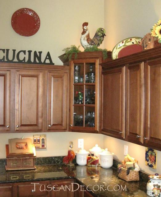 Tuscan Kitchen Decor Ideas Decorating Mediterranean