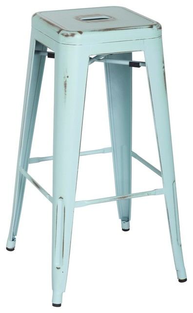 88 Main Utility StoolMetropolis Metal Backless Bar Stools