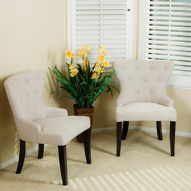 Alexia Accent Chair (Set of 2) - Modern - Living Room ...