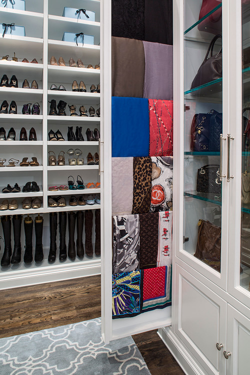 The London Loft Closet