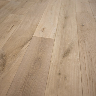 French Oak Unfinished Engineered Wood Floor Wide Plank 7 12 X 12 Sample Farmhouse