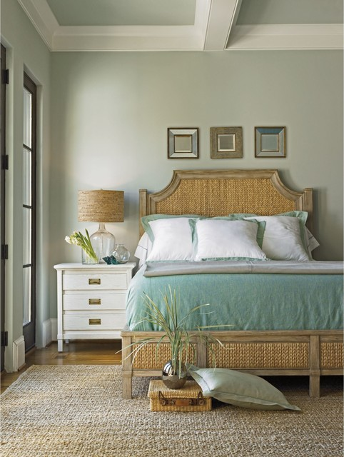 coastal living resort bedroom collection - tropical - bedroom