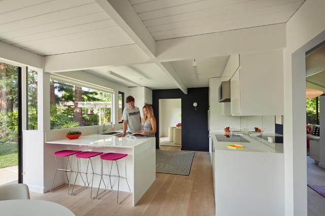 dynamiser une cuisine blanche