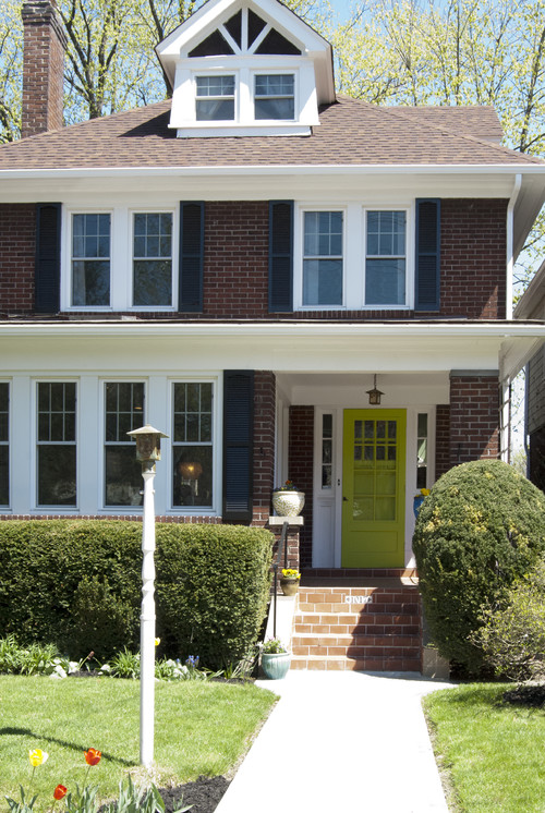 My Houzz: Cheery and Breezy Pittsburgh Home
