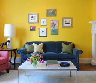 Traditional Living Room トラディショナル-リビング