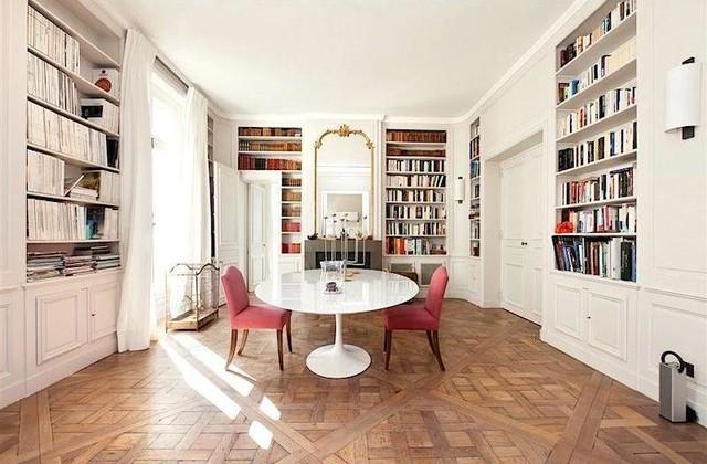 Eero Saarinen Tulip Table Cararra Marble By Rove
