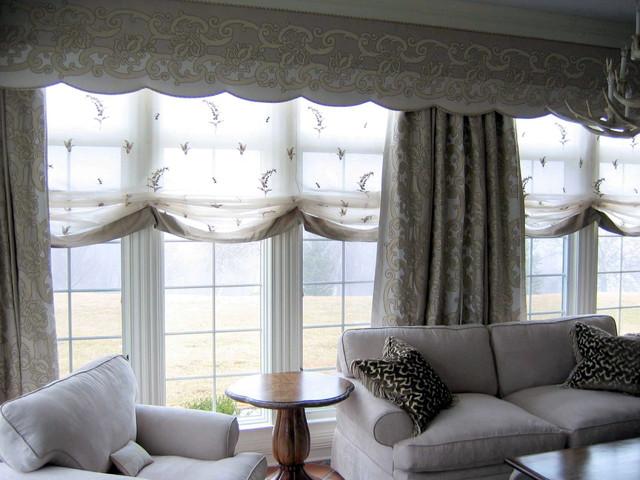 Unusual And Curtain Treatments Window