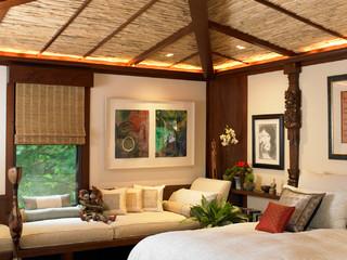 Balinese Suite アジアン-寝室
