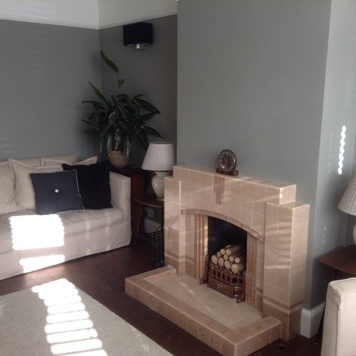 1930s Fireplaces Keep Or Replace