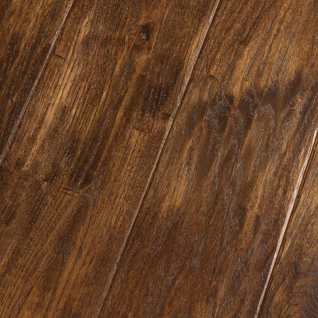 Armstrong American Scrape Solid River House Solid Hardwood Traditional Hardwood Flooring
