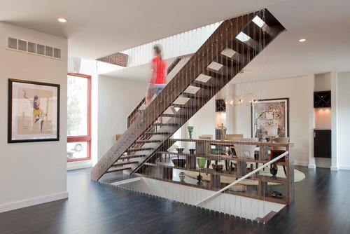 mẫu cầu thang dây cáp 01