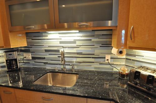 Backsplash Tile For Emerald Pearl Granite