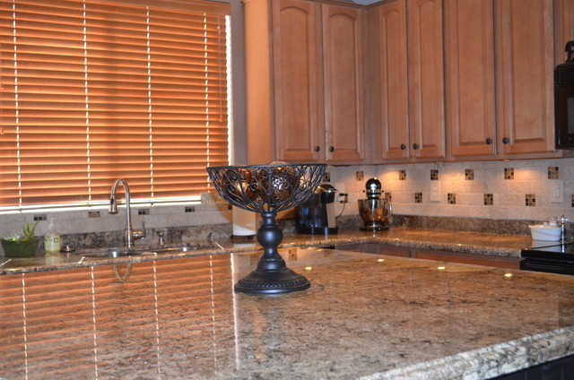 Coliseum Kitchen Traditional Phoenix Jdm Countertops Inc