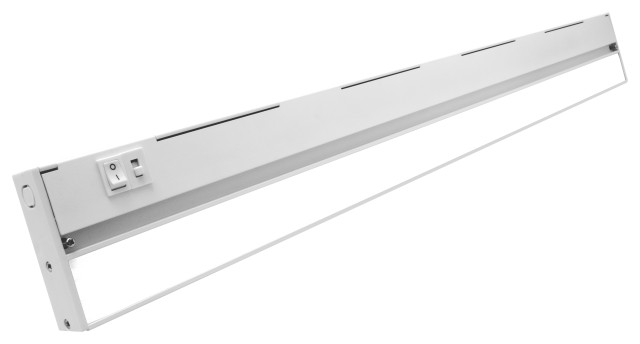 nuc 5 series selectable led under cabinet light white 30