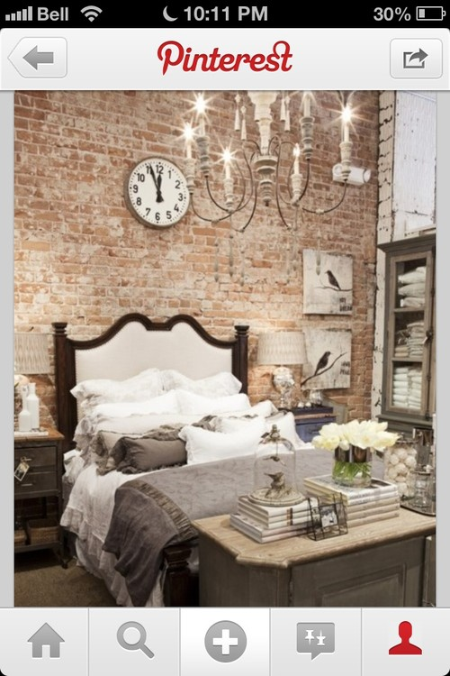 Wall Color For Rustic Glam Kitchen And Living Room