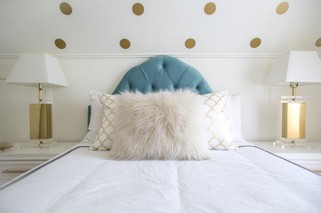 Modern Regency Bedroom modern-bedroom