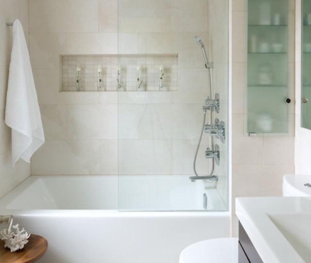 Contemporary Bathroom By Toronto Interior Design Group Yanic Simard