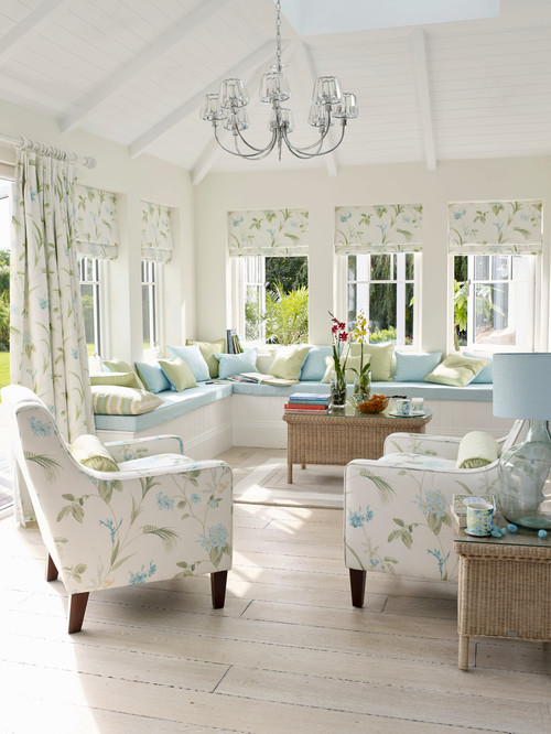 12 Ideas For Decorating With Soft Colors Town Country Living