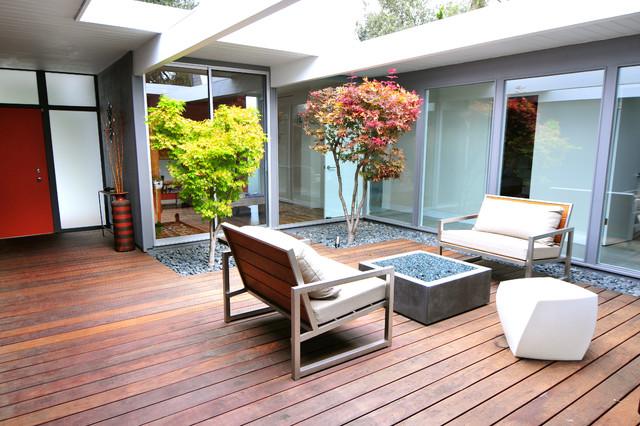 Mid Century Modern - Eichler Renovation midcentury-deck