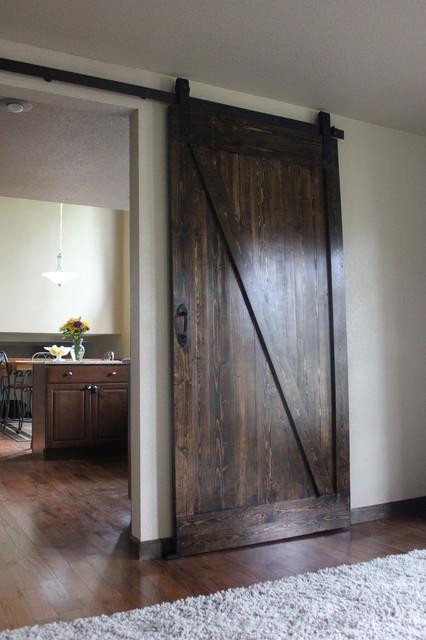Barn Door Designs Rustic Interior Doors Denver By