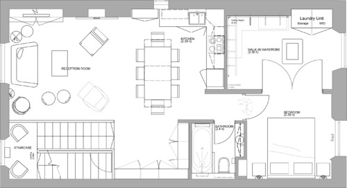 Image Result For Living Room Plan With Furniture