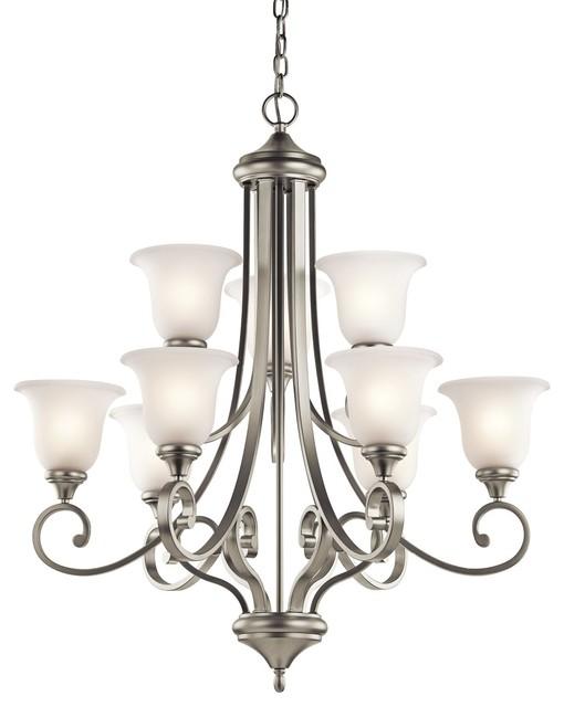 Kichler Lighting Monroe 9 Light Traditional