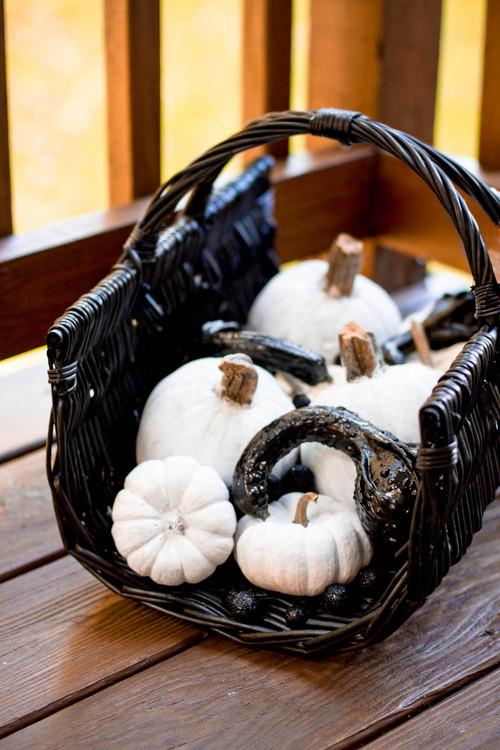 DIY: Fall Baskets