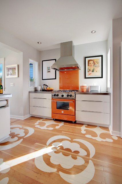 Ballard Residence contemporary-kitchen