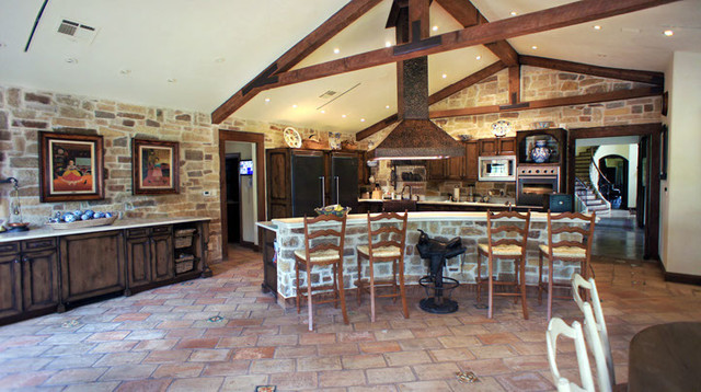 Rustic Farmhouse Kitchen - Rustic - Kitchen - Other - by ... on Rustic Farmhouse Kitchen  id=25959